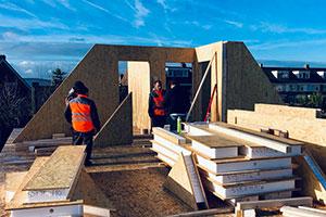 školenie stavba SE SIP panel systém